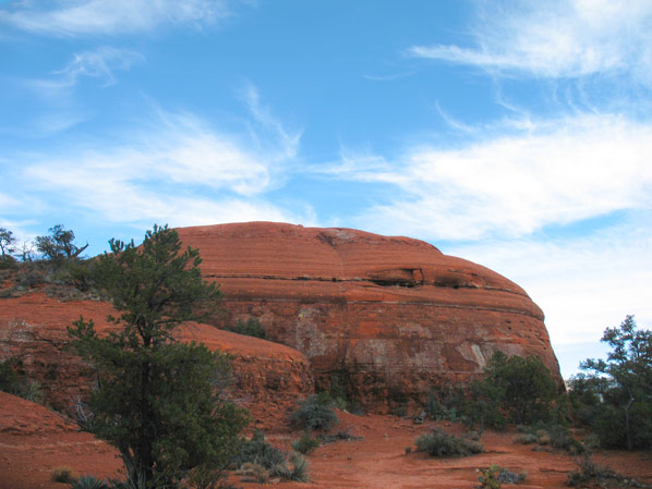 Bell Rock Pathway Formation